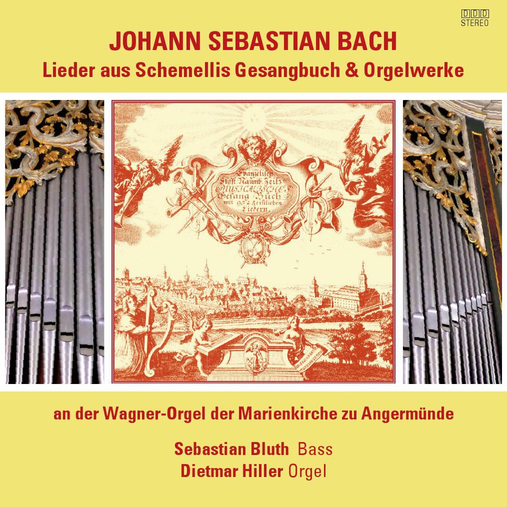 Johann Sebastian Bach Lieder